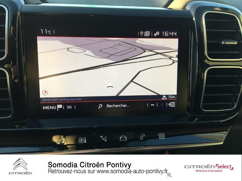 Photo 12 de l'offre de CITROEN C5 Aircross BlueHDi 180ch S&S C-Series EAT8 à 29990€ chez Somodia - Citroën Pontivy