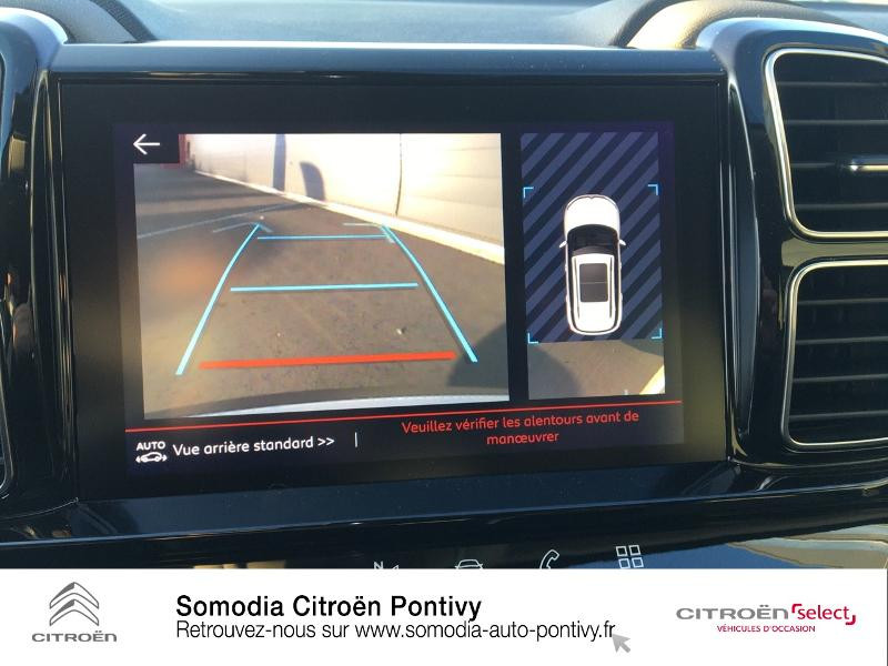 Photo 14 de l'offre de CITROEN C5 Aircross BlueHDi 180ch S&S C-Series EAT8 à 29990€ chez Somodia - Citroën Pontivy