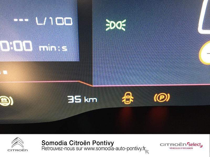Photo 17 de l'offre de CITROEN C5 Aircross BlueHDi 180ch S&S C-Series EAT8 à 29990€ chez Somodia - Citroën Pontivy