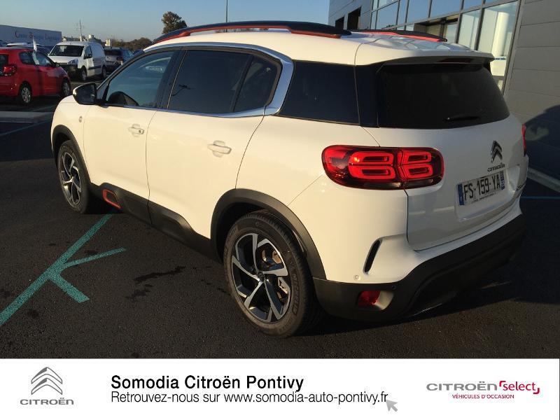 Photo 7 de l'offre de CITROEN C5 Aircross BlueHDi 180ch S&S C-Series EAT8 à 29990€ chez Somodia - Citroën Pontivy