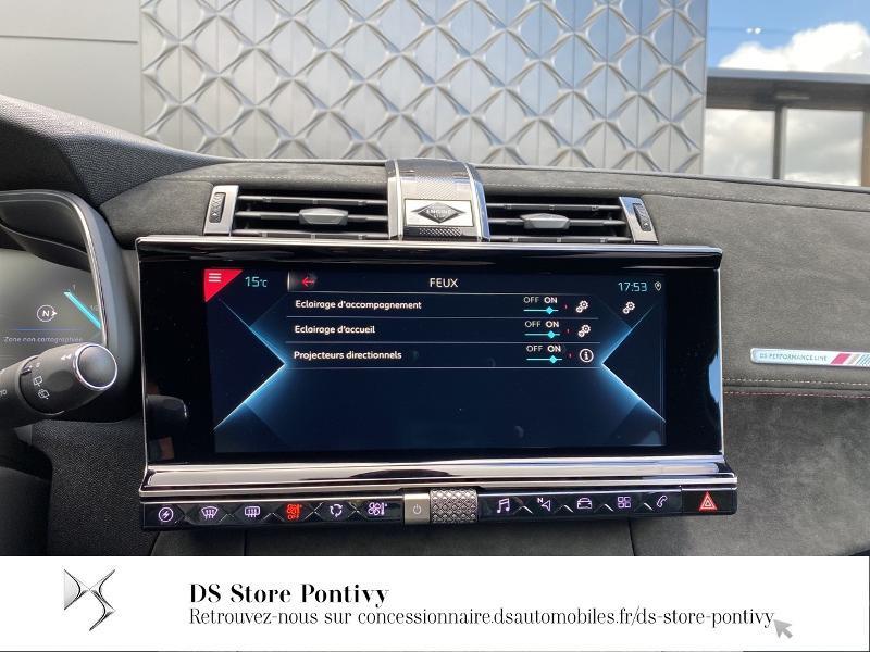 Photo 18 de l'offre de DS DS 7 Crossback E-TENSE 225ch Performance Line + à 47990€ chez DS Store Pontivy