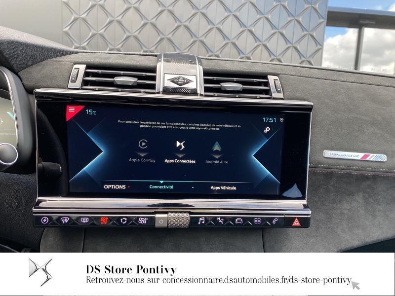 Photo 13 de l'offre de DS DS 7 Crossback E-TENSE 225ch Performance Line + à 47990€ chez DS Store Pontivy