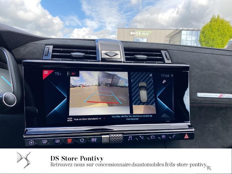 Photo 20 de l'offre de DS DS 7 Crossback E-TENSE 225ch Performance Line + à 47990€ chez DS Store Pontivy