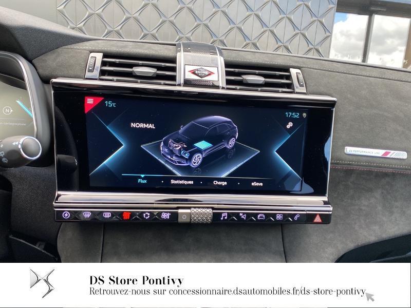 Photo 14 de l'offre de DS DS 7 Crossback E-TENSE 225ch Performance Line + à 47990€ chez DS Store Pontivy