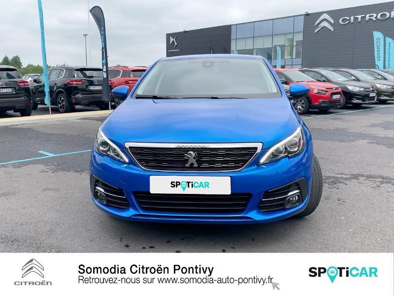 Photo 2 de l'offre de PEUGEOT 308 1.2 PureTech 110ch S&S Allure à 20990€ chez Somodia - Citroën Pontivy