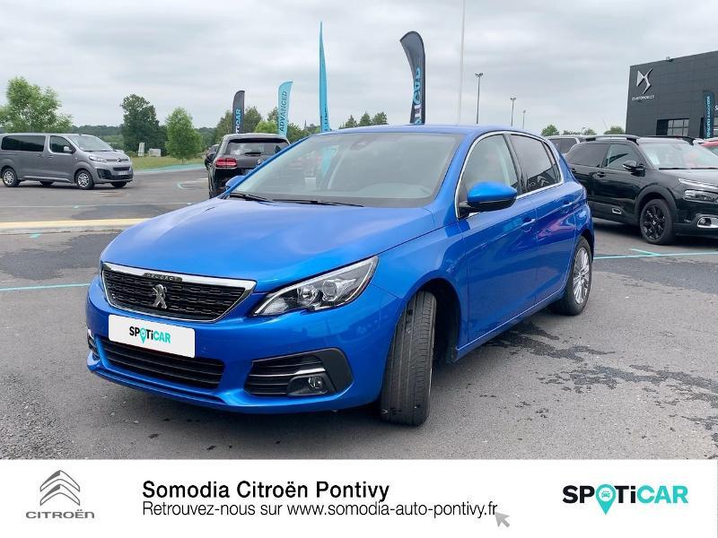 Photo 31 de l'offre de PEUGEOT 308 1.2 PureTech 110ch S&S Allure à 20990€ chez Somodia - Citroën Pontivy