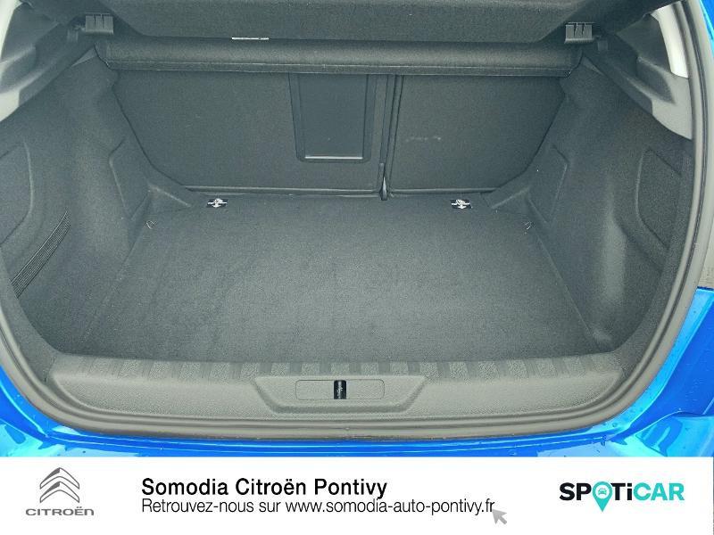 Photo 6 de l'offre de PEUGEOT 308 1.2 PureTech 110ch S&S Allure à 20990€ chez Somodia - Citroën Pontivy