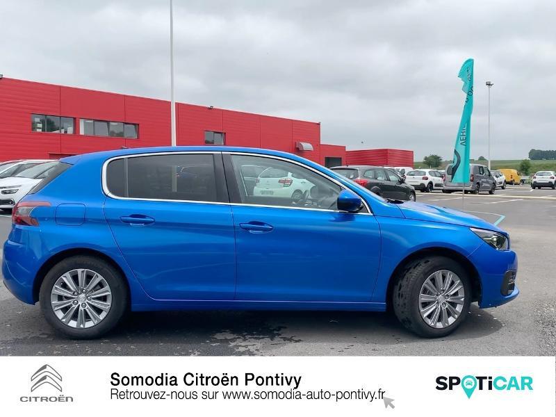 Photo 4 de l'offre de PEUGEOT 308 1.2 PureTech 110ch S&S Allure à 20990€ chez Somodia - Citroën Pontivy