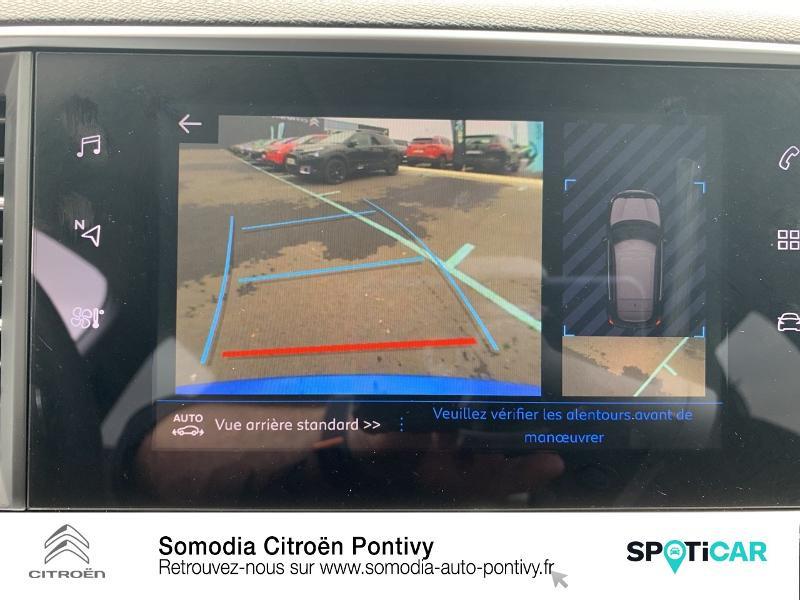 Photo 24 de l'offre de PEUGEOT 308 1.2 PureTech 110ch S&S Allure à 20990€ chez Somodia - Citroën Pontivy