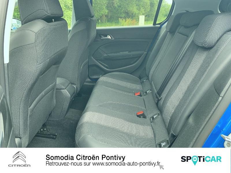 Photo 10 de l'offre de PEUGEOT 308 1.2 PureTech 110ch S&S Allure à 20990€ chez Somodia - Citroën Pontivy