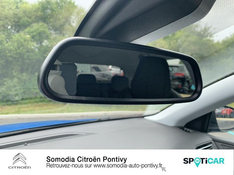 Photo 25 de l'offre de PEUGEOT 308 1.2 PureTech 110ch S&S Allure à 20990€ chez Somodia - Citroën Pontivy