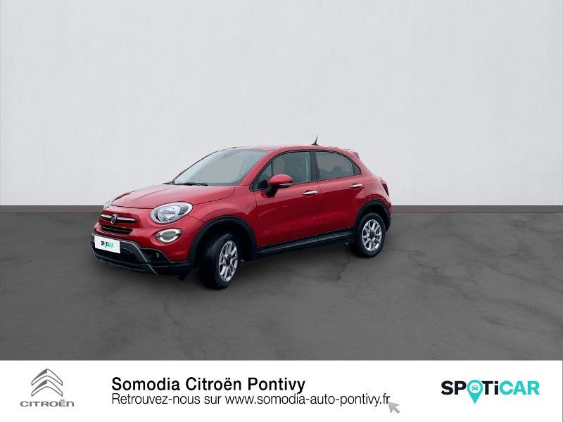 Fiat 500X 1.3 FireFly Turbo T4 150ch City Cross Business DCT Essence ROUGE Occasion à vendre