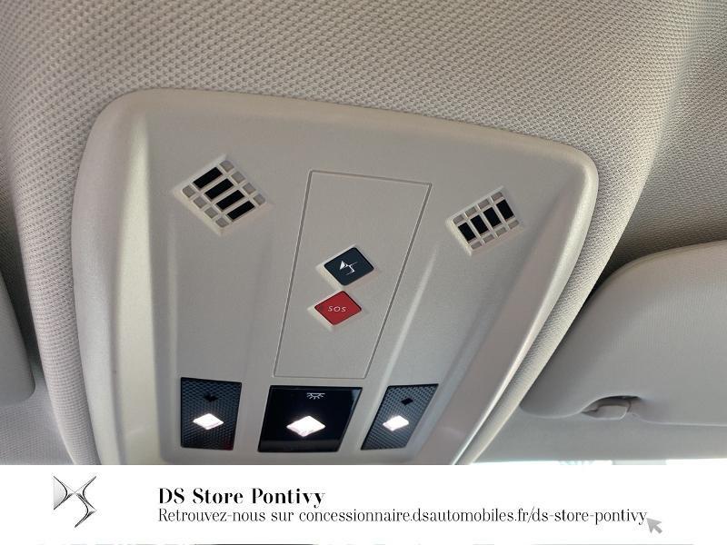 Photo 17 de l'offre de DS DS 3 Crossback PureTech 130ch Grand Chic Automatique 109g à 26990€ chez DS Store Pontivy