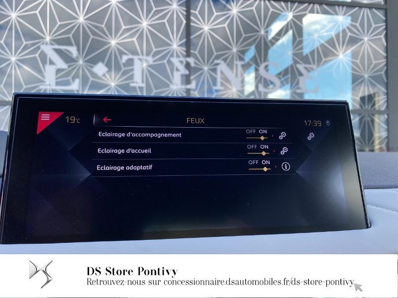 Photo 18 de l'offre de DS DS 3 Crossback PureTech 130ch Grand Chic Automatique 109g à 26990€ chez DS Store Pontivy