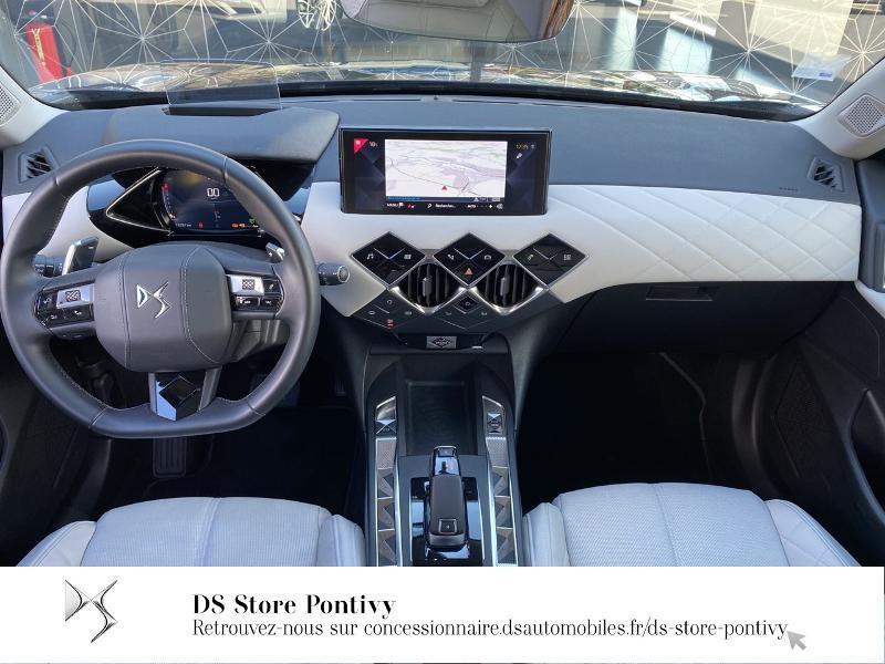 Photo 8 de l'offre de DS DS 3 Crossback PureTech 130ch Grand Chic Automatique 109g à 26990€ chez DS Store Pontivy
