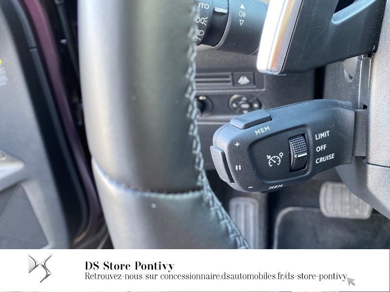 Photo 13 de l'offre de DS DS 3 Crossback PureTech 130ch Grand Chic Automatique 109g à 26990€ chez DS Store Pontivy