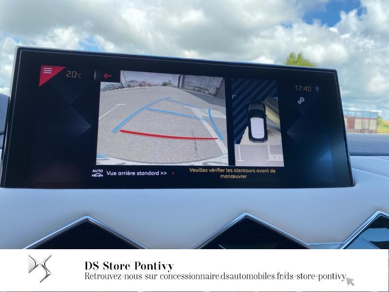 Photo 20 de l'offre de DS DS 3 Crossback PureTech 130ch Grand Chic Automatique 109g à 26990€ chez DS Store Pontivy