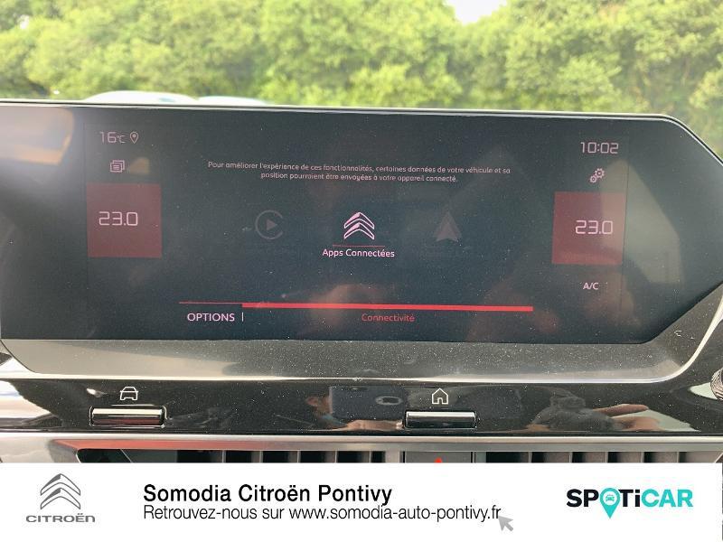 Photo 21 de l'offre de CITROEN C4 BlueHDi 130ch S&S Shine EAT8 à 28590€ chez Somodia - Citroën Pontivy