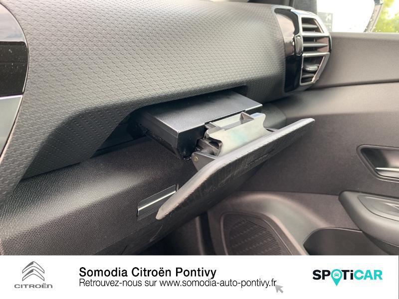 Photo 26 de l'offre de CITROEN C4 BlueHDi 130ch S&S Shine EAT8 à 28590€ chez Somodia - Citroën Pontivy