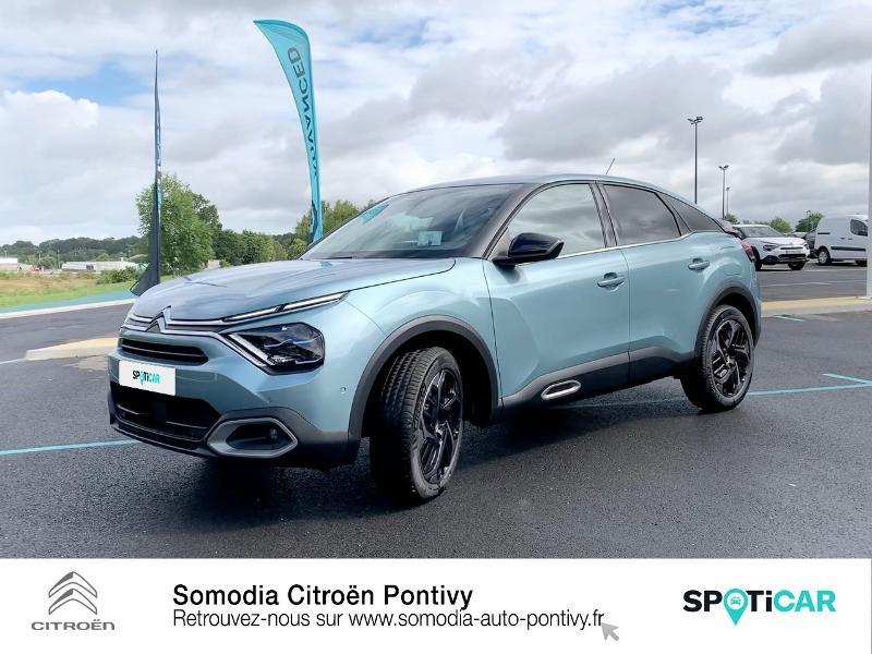 Photo 34 de l'offre de CITROEN C4 BlueHDi 130ch S&S Shine EAT8 à 28590€ chez Somodia - Citroën Pontivy