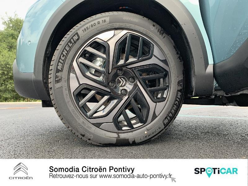 Photo 11 de l'offre de CITROEN C4 BlueHDi 130ch S&S Shine EAT8 à 28590€ chez Somodia - Citroën Pontivy