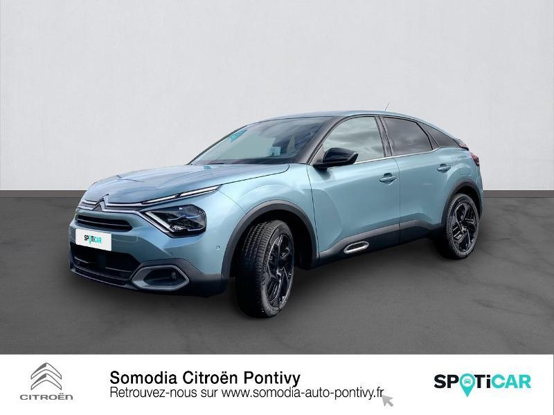 Photo 1 de l'offre de CITROEN C4 BlueHDi 130ch S&S Shine EAT8 à 28590€ chez Somodia - Citroën Pontivy