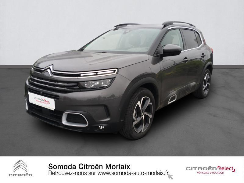 Photo 1 de l'offre de CITROEN C5 Aircross BlueHDi 180ch S&S Shine EAT8 à 32990€ chez Somoda - Citroën Morlaix