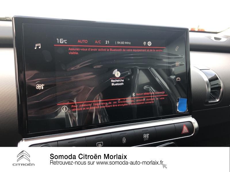 Photo 15 de l'offre de CITROEN C4 Cactus BlueHDi 100ch S&S Feel E6.d à 17990€ chez Somoda - Citroën Morlaix