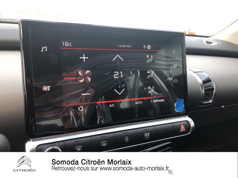 Photo 14 de l'offre de CITROEN C4 Cactus BlueHDi 100ch S&S Feel E6.d à 17990€ chez Somoda - Citroën Morlaix