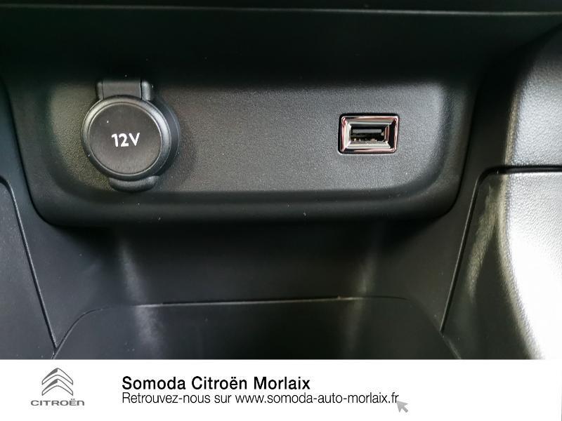 Photo 15 de l'offre de CITROEN C3 PureTech 82ch Feel Business S&S E6.d à 14990€ chez Somoda - Citroën Morlaix