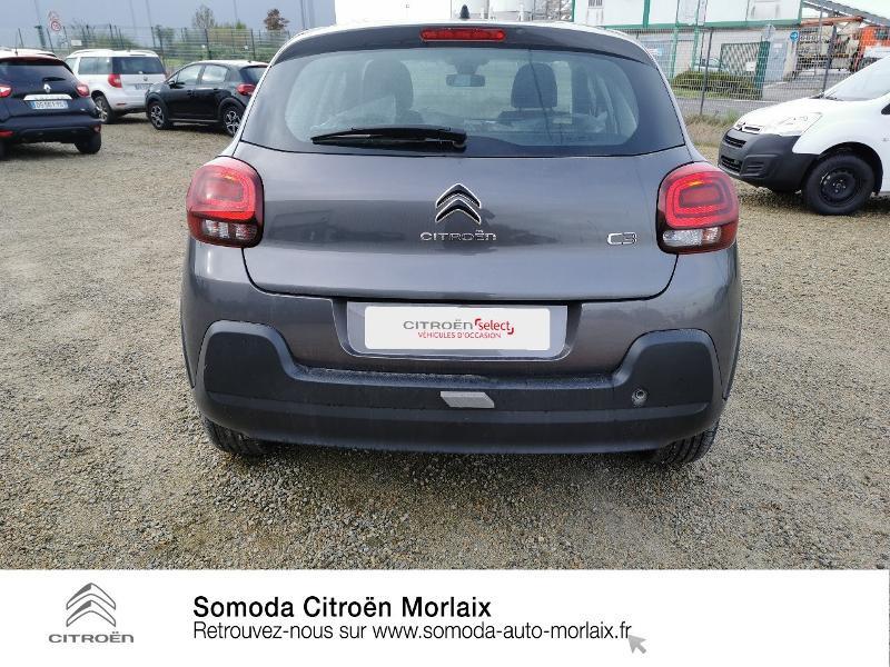 Photo 5 de l'offre de CITROEN C3 PureTech 82ch Feel Business S&S E6.d à 14990€ chez Somoda - Citroën Morlaix