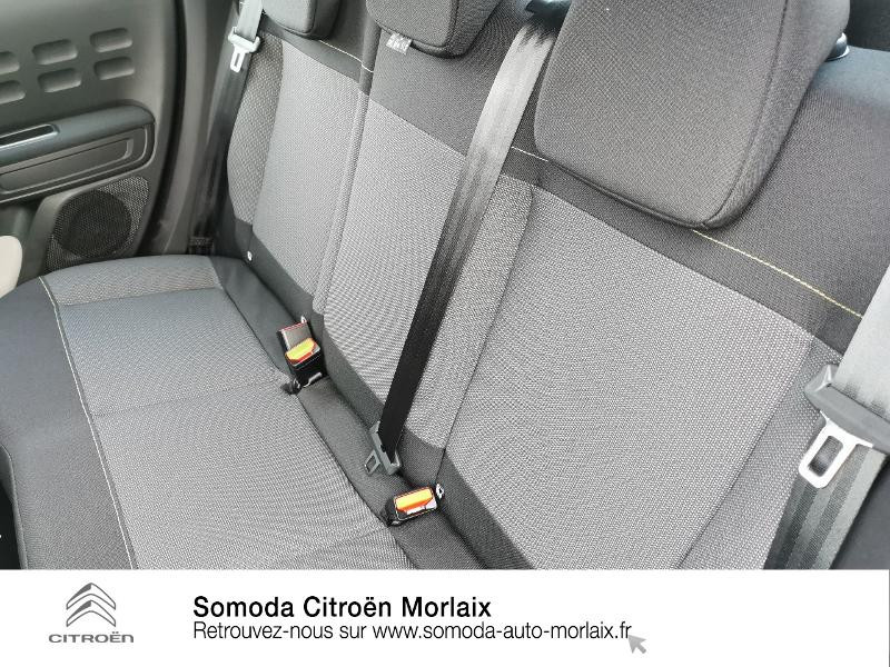 Photo 10 de l'offre de CITROEN C3 PureTech 82ch Feel Business S&S E6.d à 14990€ chez Somoda - Citroën Morlaix