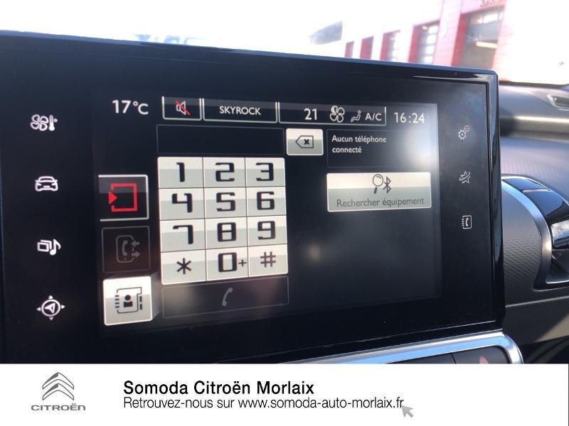 Photo 17 de l'offre de CITROEN C4 Cactus PureTech 110 Shine S&S EAT6 à 13990€ chez Somoda - Citroën Morlaix