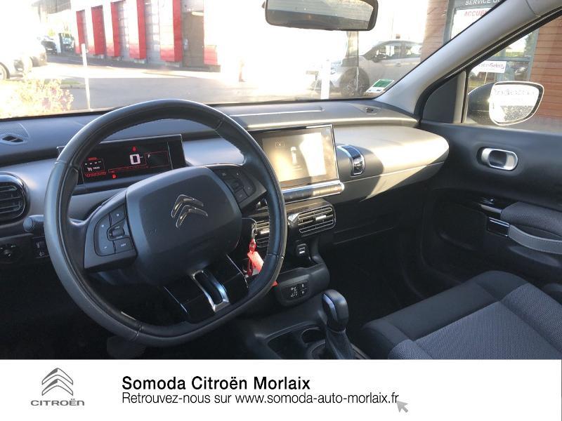 Photo 8 de l'offre de CITROEN C4 Cactus PureTech 110 Shine S&S EAT6 à 13990€ chez Somoda - Citroën Morlaix