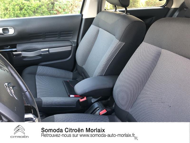 Photo 10 de l'offre de CITROEN C4 Cactus PureTech 110 Shine S&S EAT6 à 13990€ chez Somoda - Citroën Morlaix