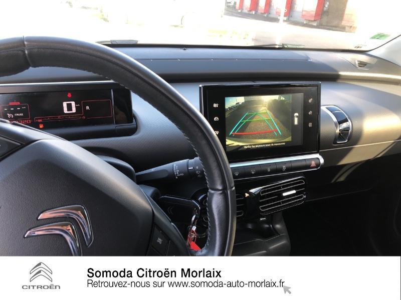 Photo 20 de l'offre de CITROEN C4 Cactus PureTech 110 Shine S&S EAT6 à 13990€ chez Somoda - Citroën Morlaix