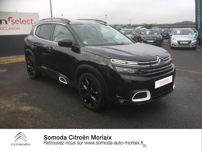 Photo 3 de l'offre de CITROEN C5 Aircross BlueHDi 180ch S&S Shine EAT8 à 32990€ chez Somoda - Citroën Morlaix
