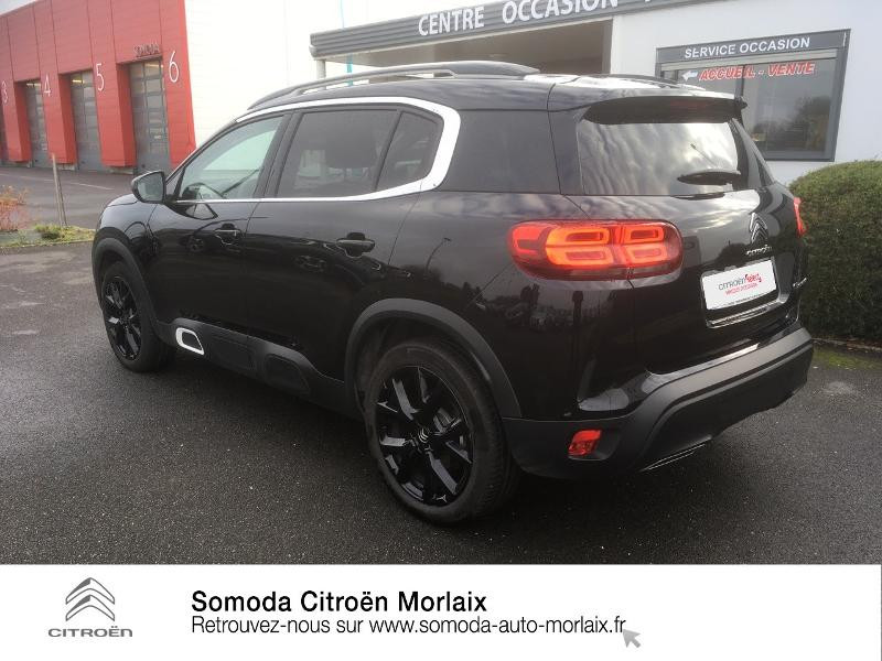 Photo 7 de l'offre de CITROEN C5 Aircross BlueHDi 180ch S&S Shine EAT8 à 32990€ chez Somoda - Citroën Morlaix