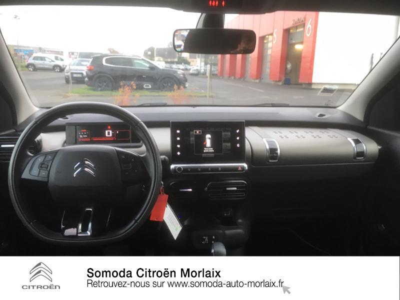 Photo 8 de l'offre de CITROEN C4 Cactus PureTech 110 OneTone S&S EAT6 à 15790€ chez Somoda - Citroën Morlaix