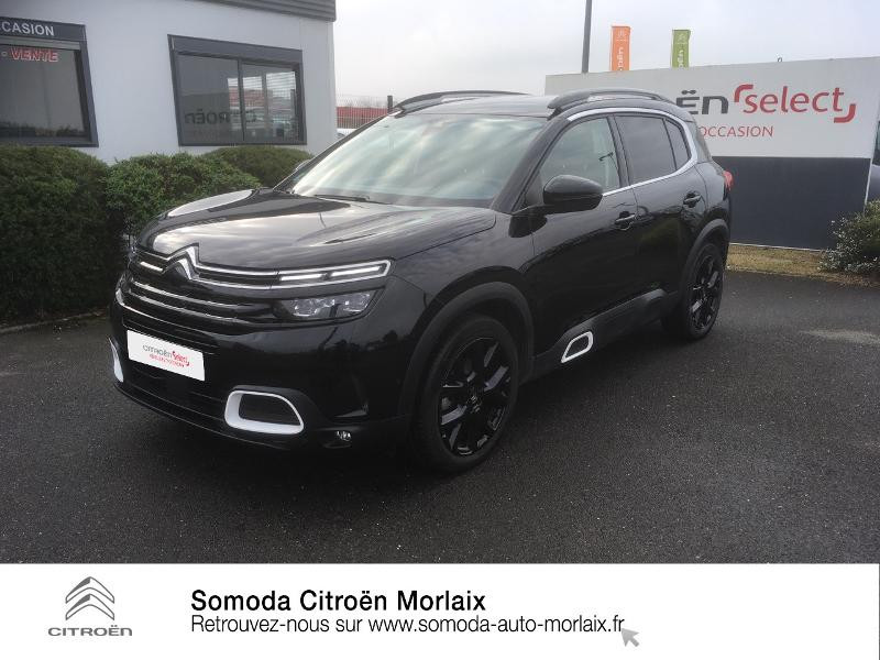 Photo 1 de l'offre de CITROEN C5 Aircross BlueHDi 180ch S&S Shine EAT8 à 32990€ chez Somoda - Citroën Morlaix