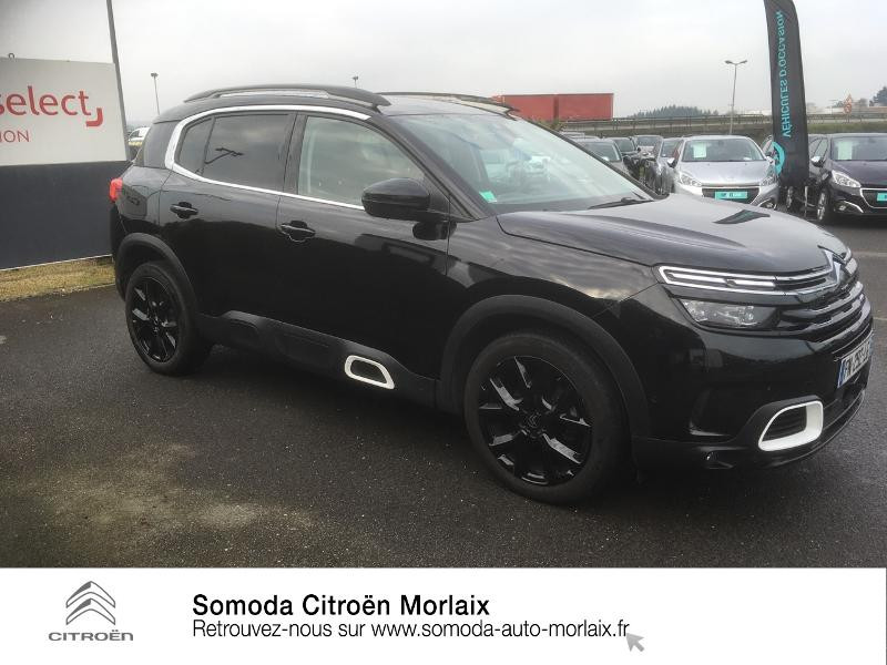 Photo 4 de l'offre de CITROEN C5 Aircross BlueHDi 180ch S&S Shine EAT8 à 32990€ chez Somoda - Citroën Morlaix