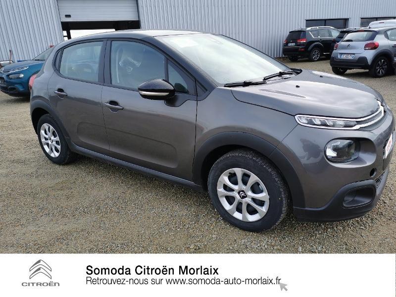 Photo 3 de l'offre de CITROEN C3 PureTech 82ch Feel Business S&S E6.d à 14990€ chez Somoda - Citroën Morlaix