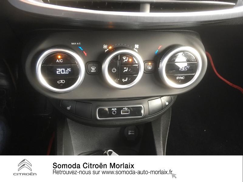 Photo 15 de l'offre de FIAT 500X 1.6 E-torQ 110ch Popstar à 13990€ chez Somoda - Citroën Morlaix