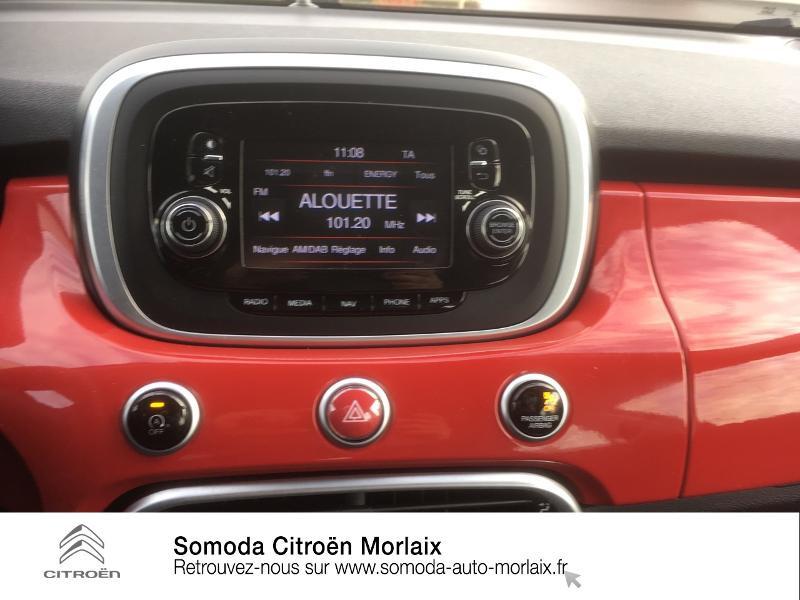 Photo 12 de l'offre de FIAT 500X 1.6 E-torQ 110ch Popstar à 13990€ chez Somoda - Citroën Morlaix