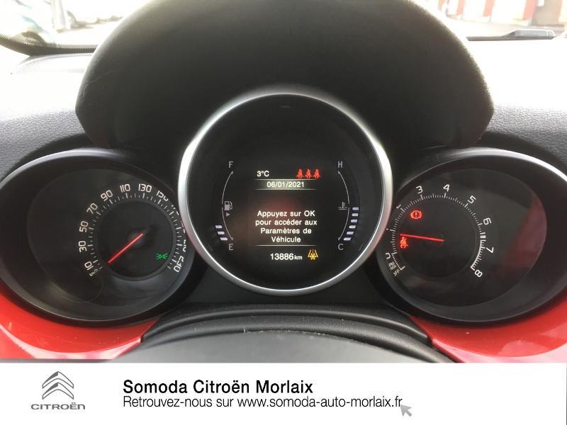 Photo 14 de l'offre de FIAT 500X 1.6 E-torQ 110ch Popstar à 13990€ chez Somoda - Citroën Morlaix
