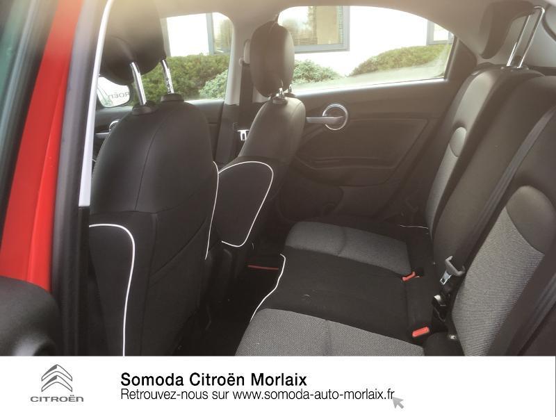 Photo 10 de l'offre de FIAT 500X 1.6 E-torQ 110ch Popstar à 13990€ chez Somoda - Citroën Morlaix