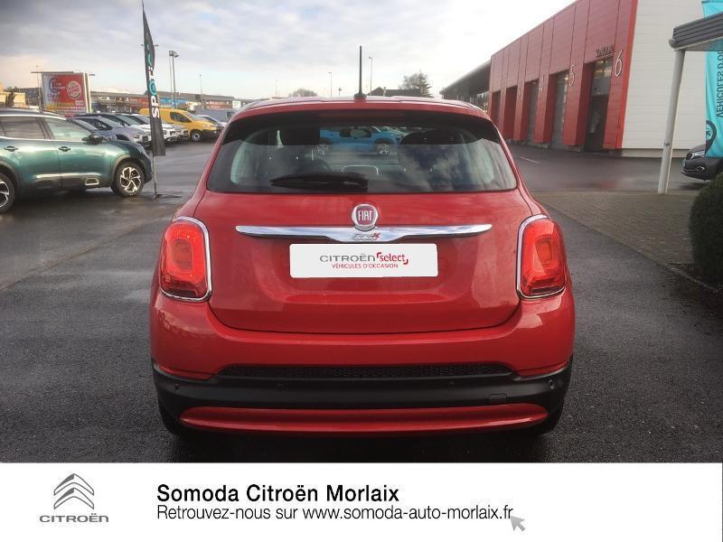 Photo 5 de l'offre de FIAT 500X 1.6 E-torQ 110ch Popstar à 13990€ chez Somoda - Citroën Morlaix