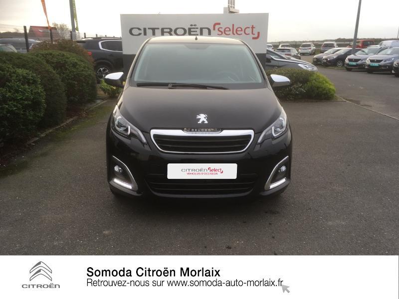 Photo 2 de l'offre de PEUGEOT 108 VTi 72 Style S&S 85g 5p à 10990€ chez Somoda - Citroën Morlaix