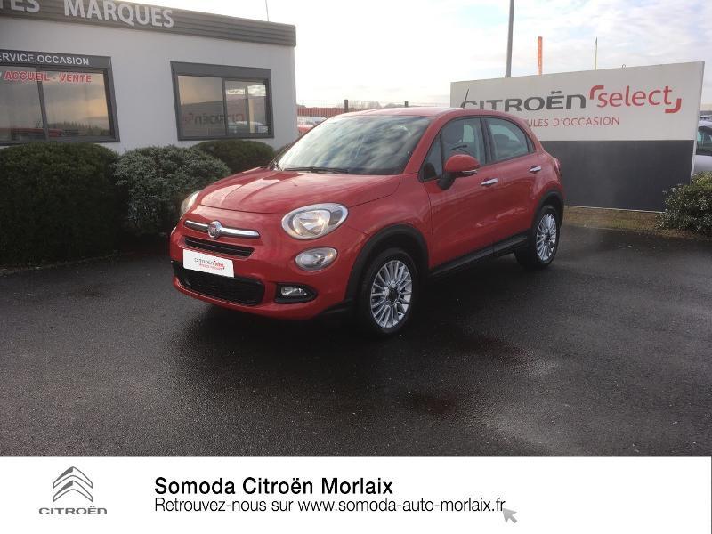 Photo 1 de l'offre de FIAT 500X 1.6 E-torQ 110ch Popstar à 13990€ chez Somoda - Citroën Morlaix