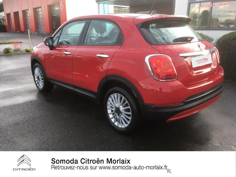 Photo 7 de l'offre de FIAT 500X 1.6 E-torQ 110ch Popstar à 13990€ chez Somoda - Citroën Morlaix